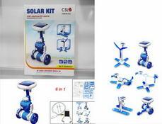 SolarBot 6v1 - modrý
