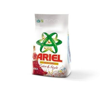 Ariel Color, 5 kg, vícebarevná