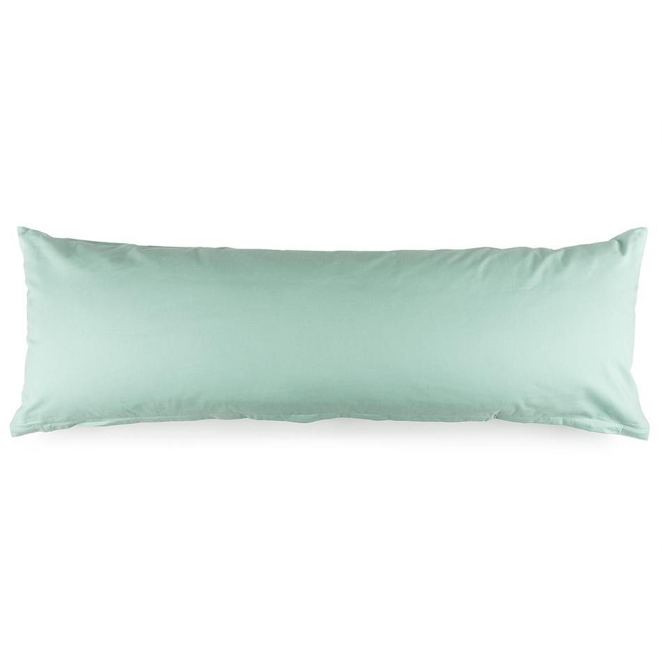Produktové foto 4Home Povlak na Relaxační polštář Náhradní manžel zelená, 55 x 180 cm