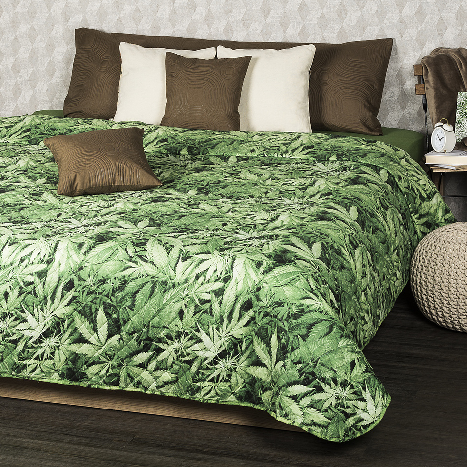 4Home Prehoz na posteľ Aromatica, 220 x 240 cm