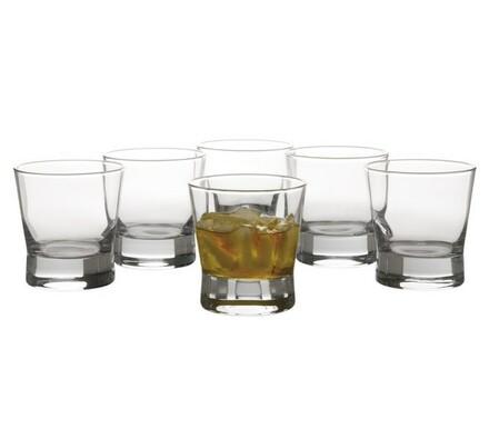 Sklenice na Whisky 6 ks, Maxwell&Williams, transparentní