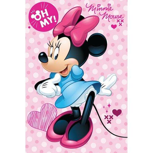 Dětská deka Minnie OH My!, 100 x 150 cm