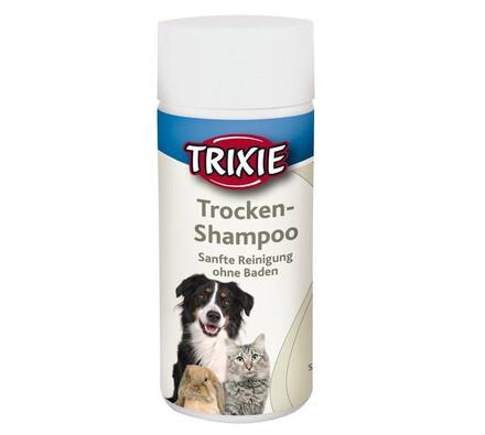 Suchý šampon Trixie, 100 g