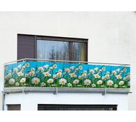 Wenko Zástena na balkón margaréty