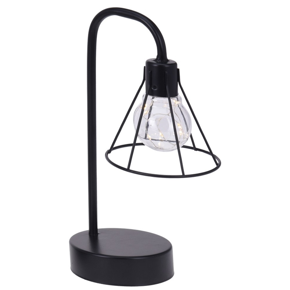 Koopman Stolní LED lampa Ramon 8 LED, 25 cm