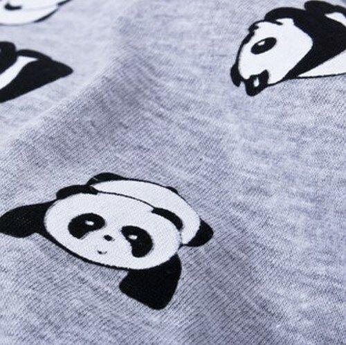 Kocyk dziecięcy Bamboo panda, 75 x 100 cm