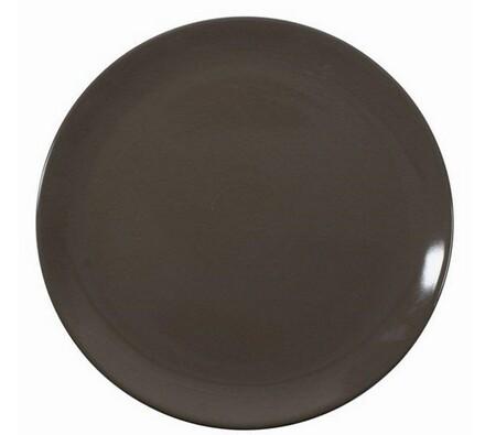 Ambition Servírovací talíř hnědá 32 cm
