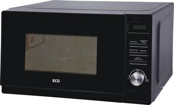 ECG MTD 2004 BA kuchenka mikrofalowa, czarny