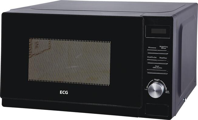 ECG MTD 2004 BA mikrohullámú sütő, fekete