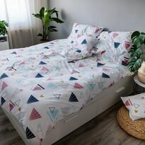 Bavlnené obliečky Geometry, 140 x 200 cm, 70 x 90 cm, 40 x 40 cm