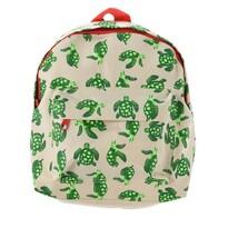 Koopman Dětský batoh Želvičky béžová, 21 x 27 x 8,5 cm
