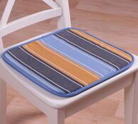 Podsedáky na židle Marcel, modrá