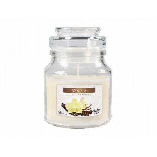 Vonná sviečka v skle Vanilka, 120 g