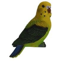 Papuga dekoracyjna Papużka falista, 7 x 10 x 18 cm