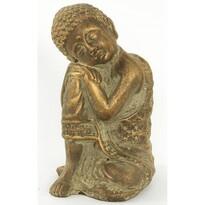 Kerti dekoráció Buddha, 20 cm