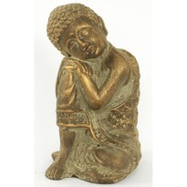 Zahradní dekorace Buddha, 20 cm