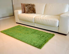 Kusový koberec Crazy 2200 Green, 80 x 150 cm