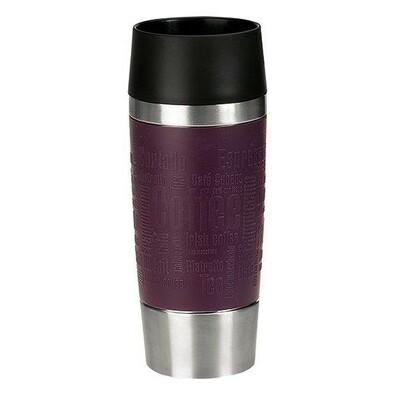 Emsa Termiczny kubek podróżny 0,36 l, fioletowy
