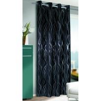 Vegas sötétítő függöny, fekete, 135 x 245 cm
