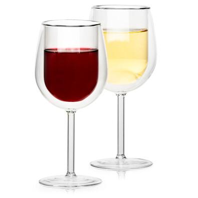 4Home Termo pohár na víno Hot&Cool 300 ml, 2 ks