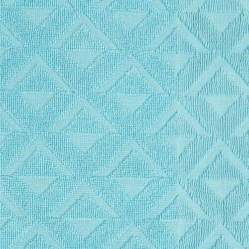 Set prosoape Rio albastru deschis, 50 x 100 cm, 70 x 140 cm