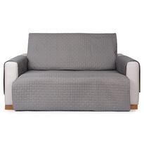 Cuvertură canapea 4Home Doubleface,gri/gri deschis, 140 x 220 cm
