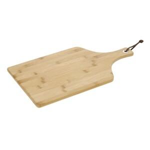 Excellent Bambusové prkénko s rukojetí Bamboo 45 x 25 cm