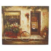 Vászonkép Bike, 56 x 46 cm