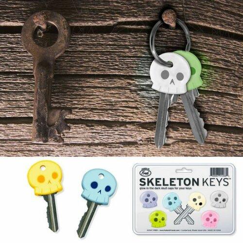 Lebky na klíče