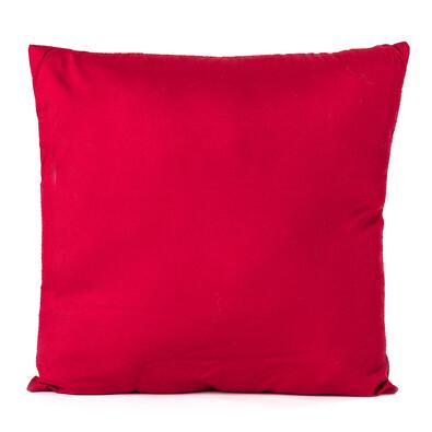 Polštářek Katie červená, 40 x 40 cm