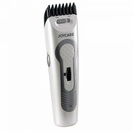 JC-505 Sieťový/akumulátorový zastrihávač vlasov a fúzov