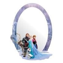 Lustro samoprzylepne dla dzieci Kraina lodu, 15 x 21,5 cm