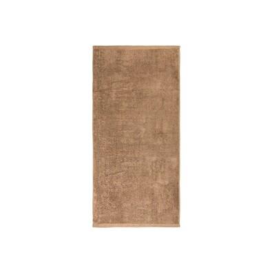 Ručník Eryk hnědá, 30 x 50 cm