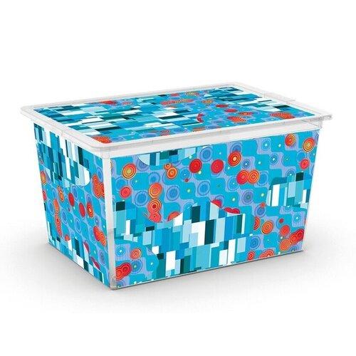 Úložný box Kis C Box Style Artists XL 50l