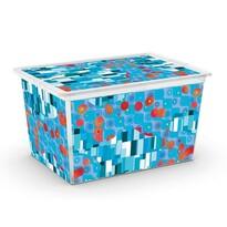 KIS Dekoračný úložný box C-Box Style Artists XL, 50 l