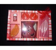 darčekový set s aromalampou