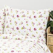 4Home bavlnené obliečky Rose, 140 x 220 cm, 70 x 90 cm