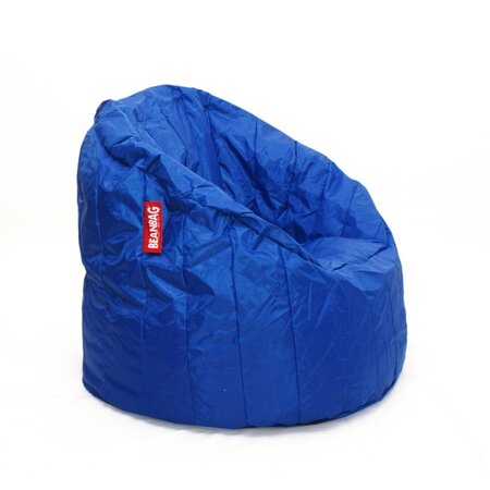 Sedací pytel Lumin Chair dark blue