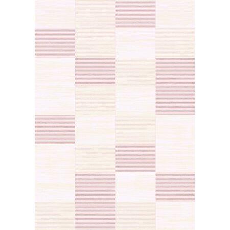 Habitat Lavinia darabszőnyeg rózsaszín, 130 x 190 cm