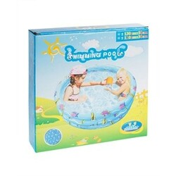 Dětský bazének - zelený