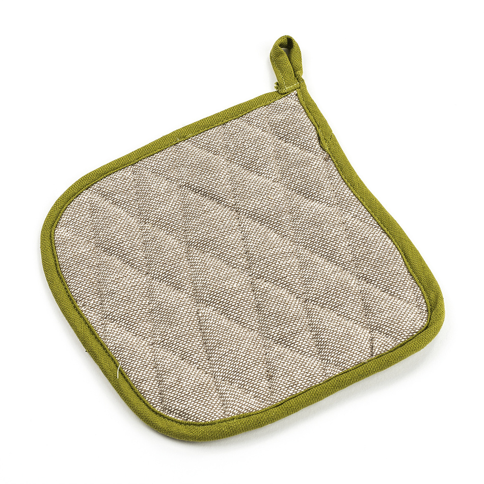 Jahu Podložka režná zelená, 18 x 17 cm