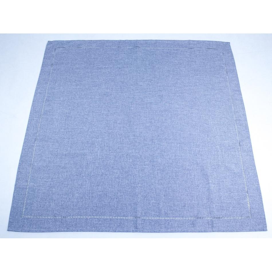 BO-MA Trading Ubrus šedá, 120 x 140 cm