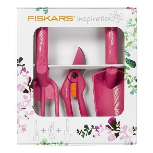 Fiskars 1003699 Sada záhradného náradia Ruby