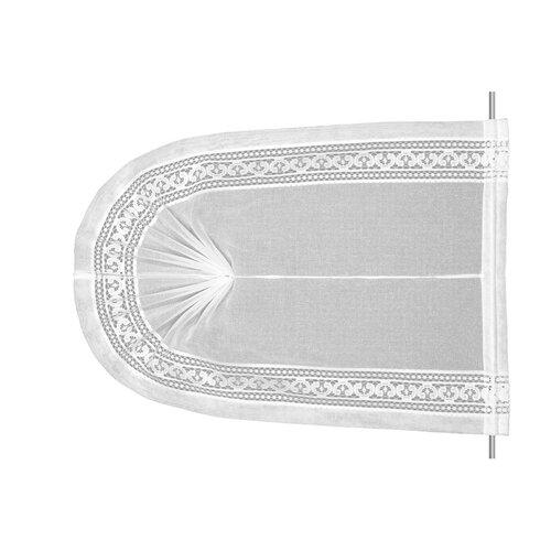 Albani Záclona Kate ovál, 60 x 100 cm