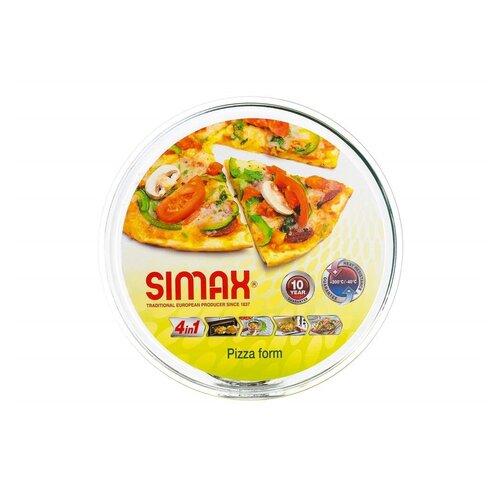 Simax Forma na pizzu skleněná pr. 32