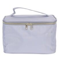 Playa Kozmetikai táska szürke, 23,5 x 14,6x 15,5 cm