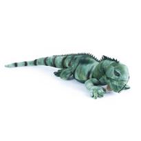 Iguană Rappa, din pluș, 70 cm