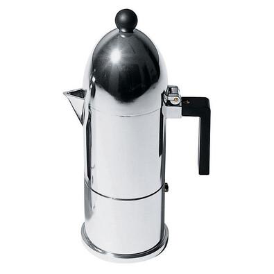 Kávovar La Cupola 150 ml stříbrný, 3 šálky