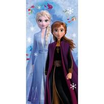 "Ręcznik Jerry Fabrics ""Frozen Snowflakes 2019"", 70x140cm"