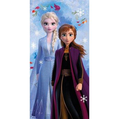 Prosop Jerry Fabrics Frozen Snowflakes 2019, 70 x 140 cm